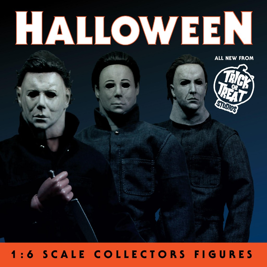 Halloween 2020 Michael Myers Trick Or Treat Trick or Treat Studios Unveils Officially Licensed Michael Myers 1