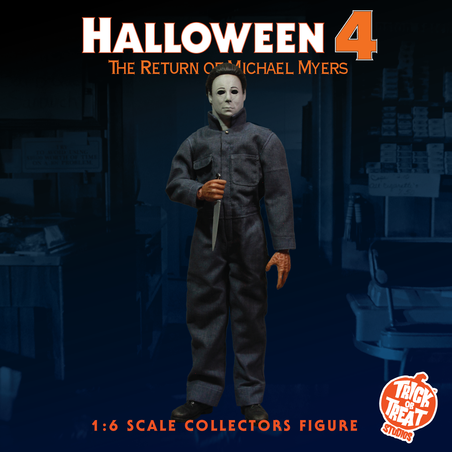 2020 Halloween Michael Myers Figure Trick or Treat Studios Unveils Officially Licensed Michael Myers 1